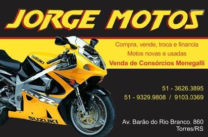 Logomarca Jorge Motos em Torres / RS