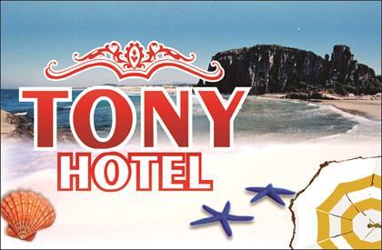 Logomarca Tony Hotel em Torres / RS