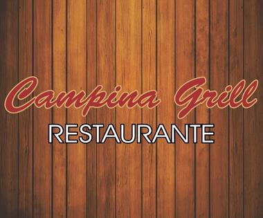 Logomarca Restaurante Campina Grill em Torres / RS