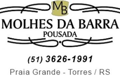 Logomarca Pousada Molhes da Barra em Torres / RS