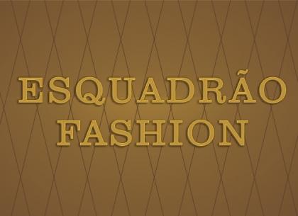 Logomarca Esquadrão Fashion moda feminina em Torres / RS