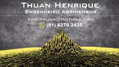 Logomarca Engenheiro Agrimensor em Torres / RS