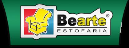 Logomarca Estofaria Bearte reforma e fábrica estofados sob medida em Torres / RS