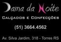 Logo Dama da Noite moda masculina e feminina <span>em Torres / RS</span>
