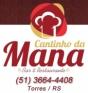 Logo Bar e Restaurante Cantinho da Mana <span>em Torres / RS</span>