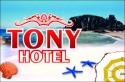 Logo Tony Hotel <span>em Torres / RS</span>