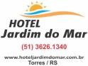 Logo Hotel Jardim do Mar <span>em Torres / RS</span>