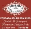 Logo Pousada Solar Dom Kido <span>em Torres / RS</span>